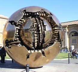 globe......