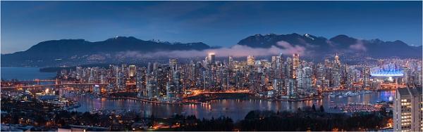 Vancouver by dandeakin