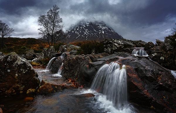 Glen Etive by BrianSutherland