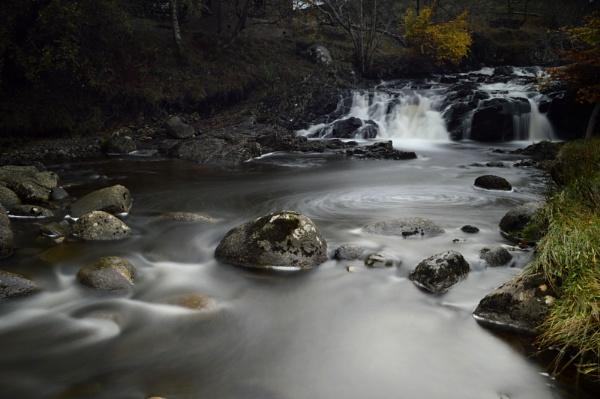Birkbeck Falls, Shap Wells by stephenscott