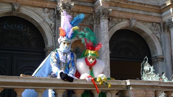 Venice carnival 2012 by bobsblues