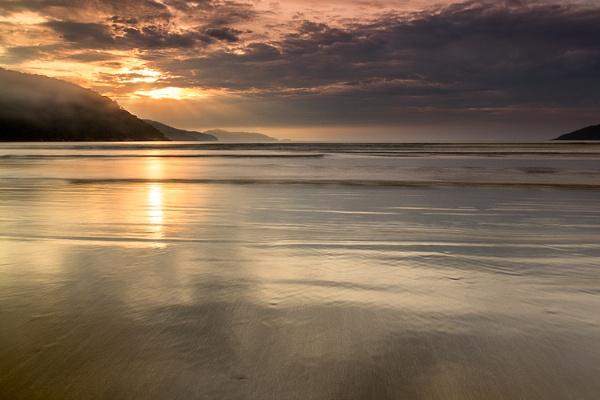 Dura Beach - Ubatuba - SP - Brazil by luizdasilva