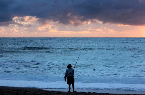 Stormy Sunrise, Fishermen\'s Delight by Lynniesefforts