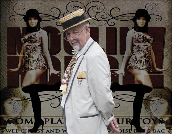 Edwardian Gentleman by Scippy