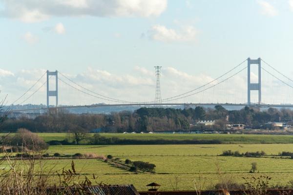 Severn Suspension Bridge by eyelevelphotographyuk