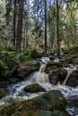Wyming Brook Falls by DrFeelgood
