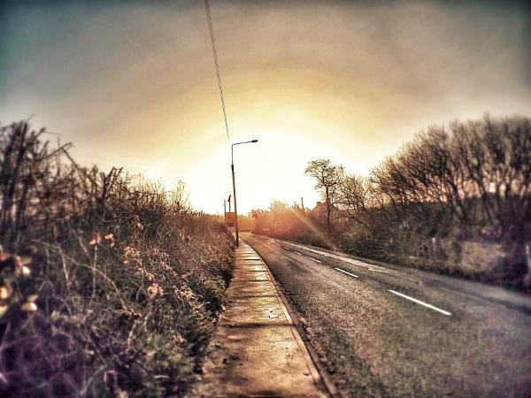 The Road by scruffytrafford