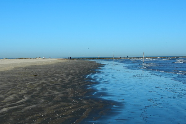 South Jetty Galveston Island Texas by kaoskode
