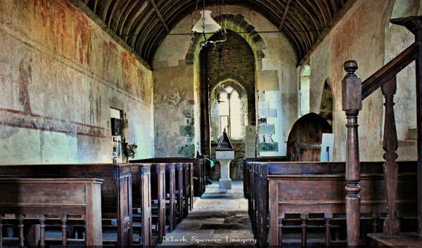 St Mary the virgin church - tarrant crawford - dorset by sluggyboy