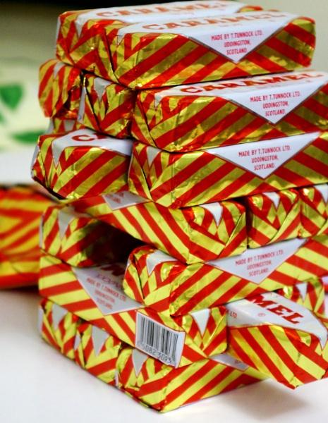Tunnock\'s caramel wafers by pentaxpatty