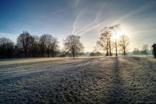 Frosty morning by mark2uk