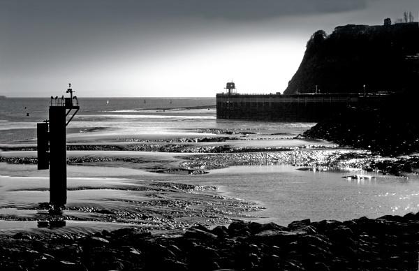 Mud Flats Cardiff Bay by Phillbri