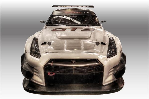 Nissan GTR Nismo GT3 by iancatch