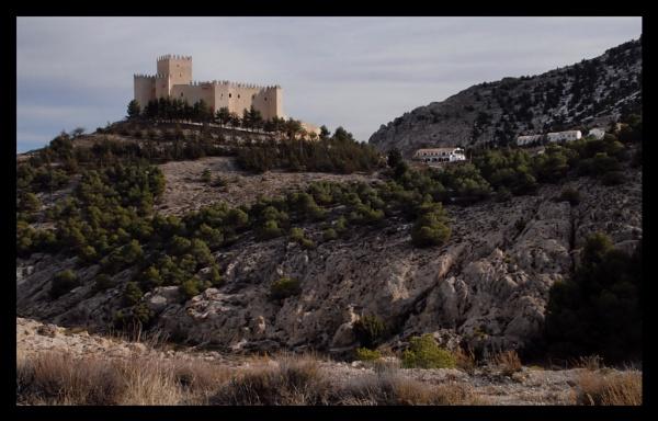 Velez Blanco Castle by jdenman