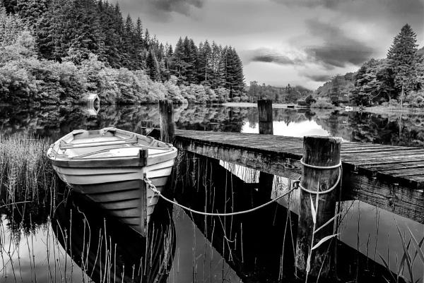 Loch Ard, The Trossachs, Scotland by wulsy