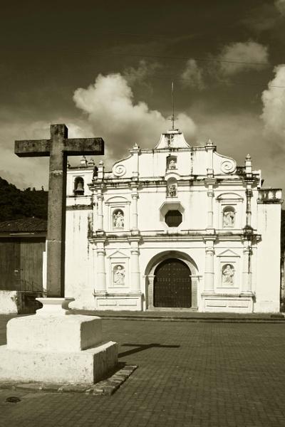 San Cristobal, Church by JuanCarlos