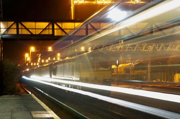 Rail Trail by eyelevelphotographyuk