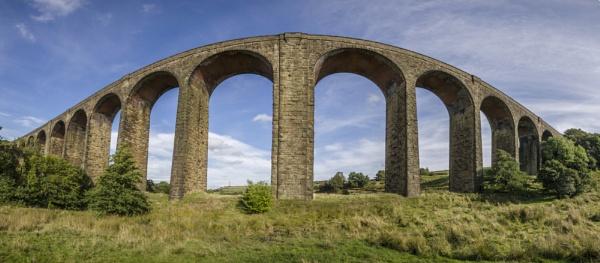 Viaduct Panorama by Fotomanic1