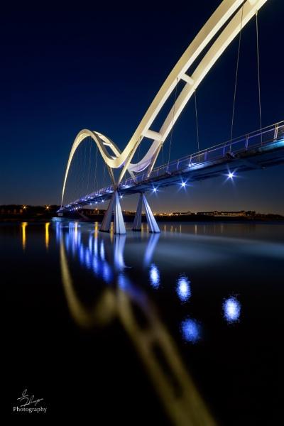 Infinity Bridge, Stockton by Ian71