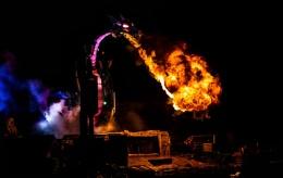 Maleficent the Dragon