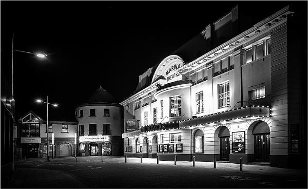 Marina Theatre by koiboy