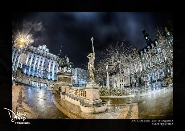 Leeds Night Shoot by woodyp