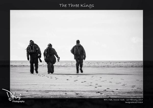 Three Kings by woodyp