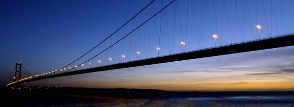 Humber Bridge by KEV67S