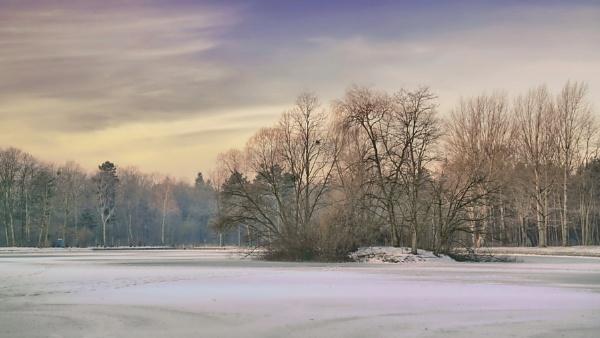 awakening of a winter\'s day by atenytom
