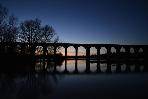 Harringworth viaduct by smaso1