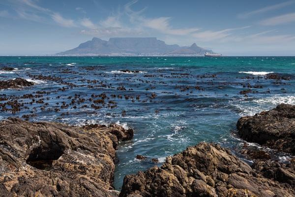 Table Mountain by paul_indigo