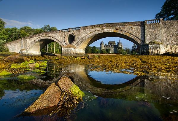 Inveraray Castle by neillr