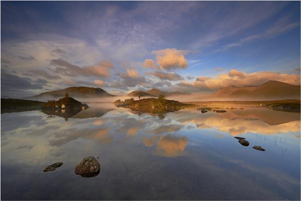 The Lochan by jeanie