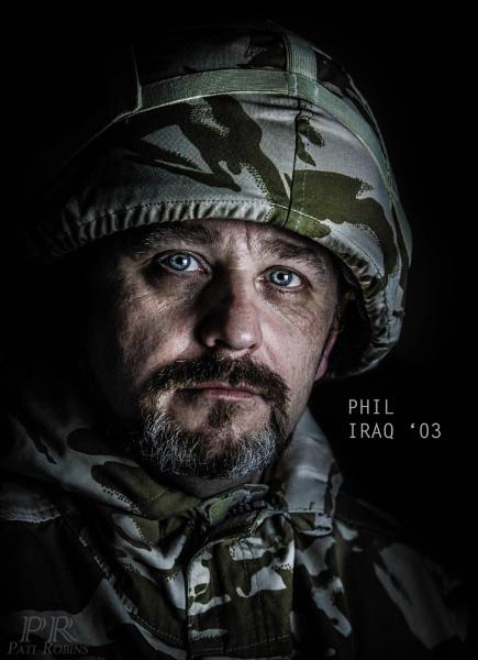 veteran (IRAQ)