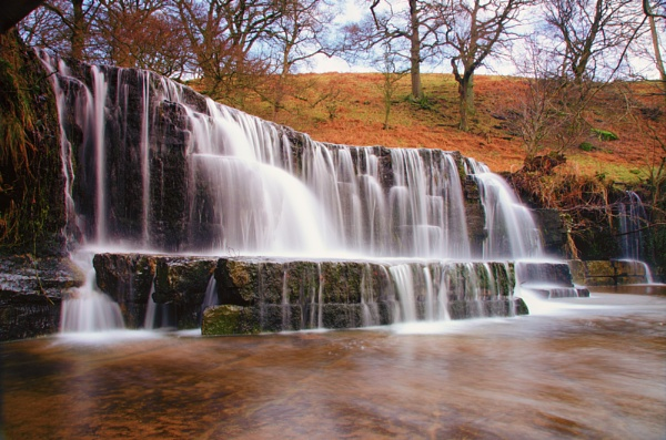 Nidd Falls #1 by tony_hoops