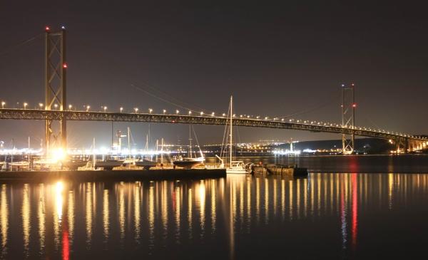 Forth Road Bridge by s2005b