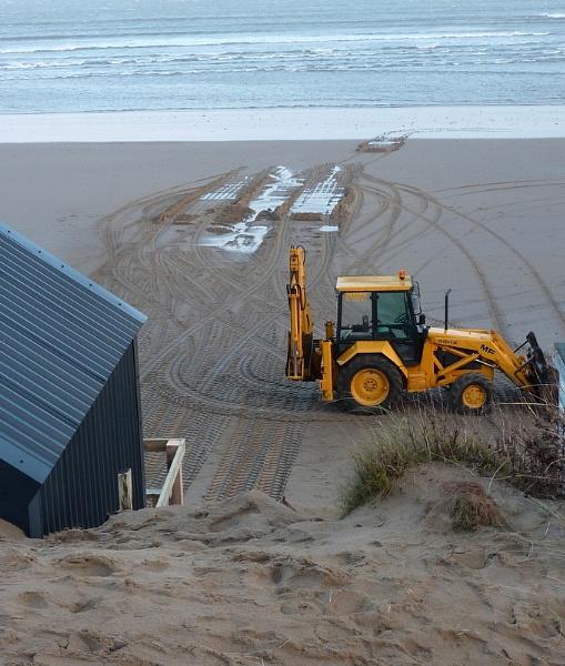 Patterned Sand by netta1234