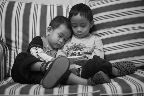 brothers by anjoedanas