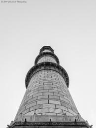 the taaj pillar