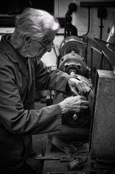 The workshop by Armando21
