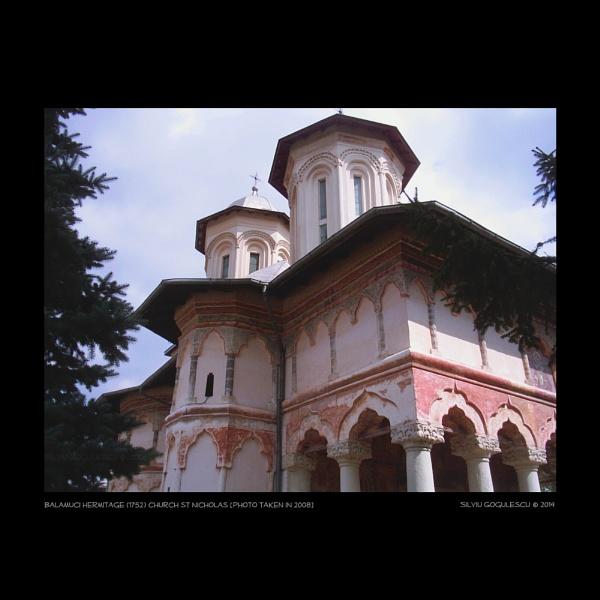 Balamuci Hermitage II by gss