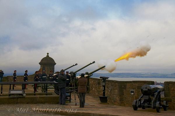 21- Gun Salute by matmonty