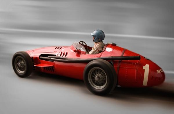 Maserati 250F by NKReader