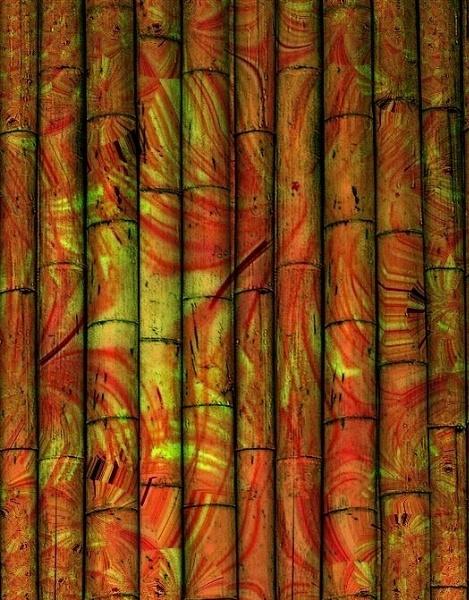 Bamboo Art by sakisuki