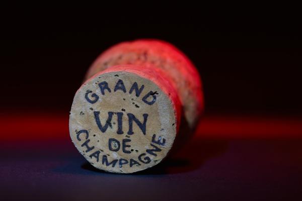 Champagne Cork by bikerone