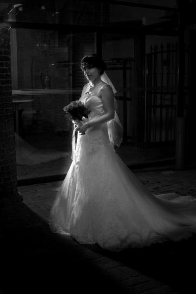 Wedding in B&W by saeidNL