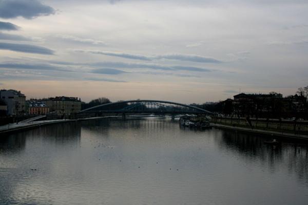 Bridge in Krakow by jimbob5643
