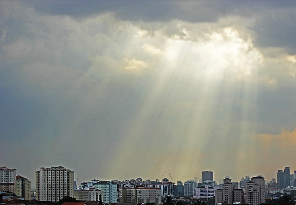 Sunlight by HamedKhazaei