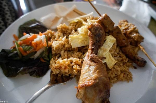 Nasi Goreng - Malaysian Fried Rice by Swarnadip