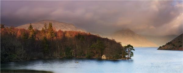 The Boathouse II by jeanie
